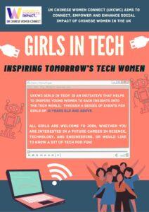 Girls in Tech Poster
